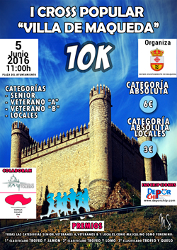 I Cross Maqueda 2016