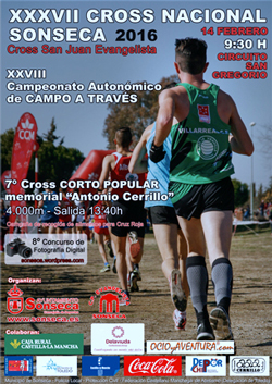 Cross Corto Sonseca 2016